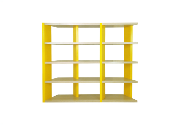 MIRROR bookcase